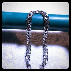 Stainless steel Bracelet.